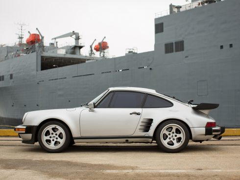 RUF Modified 1987 Porsche 930 Turbo