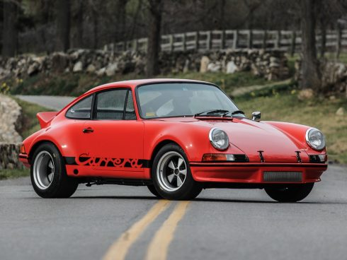 1974 Porsche Carrera RSR Tribute