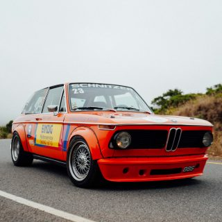 This 2002Tii Touring Racer Prowls The Hilly Streets Of San Francisco