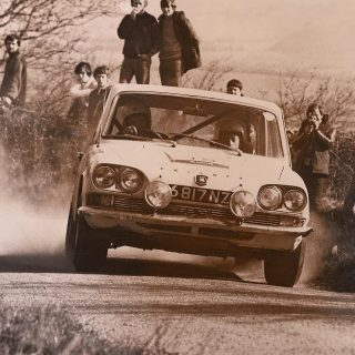 30 Minutes Of Irish Rallying From 1971 Is What You Need Right Now