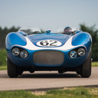 Would You Drive This Vintage Sports Racing Car Built For A Beer Baron?