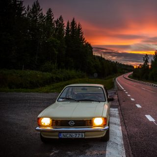Here's Why My Opel Kadett Road Trip Is Decades In The Making