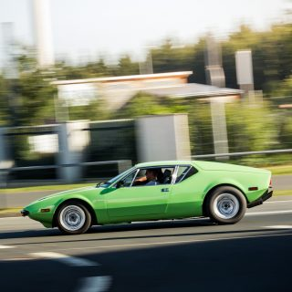 Yes, Of Course The Nürburgring Is The Best Place For Car Spotting