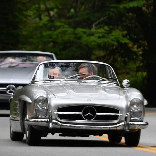 The Tour d'Elegance Is The World's Most Extravagant Road Trip