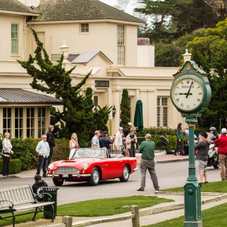 20 Of Our Favorite Photos From Rolex' Monterey Car Week Coverage