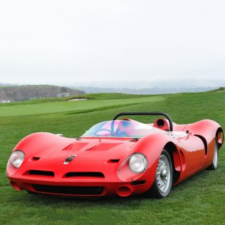 20 Of The World's Most Exceptional Cars At The Pebble Beach Concours d'Elegance