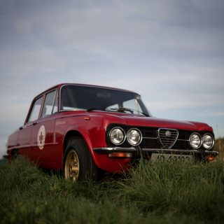 I Was Reunited With This Alfa Romeo And Drove It Straight To The Nürburgring