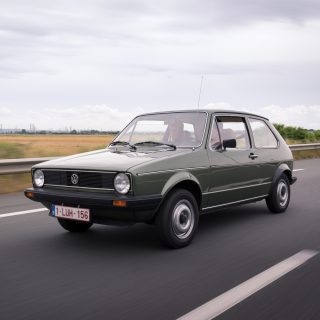 Can The Humble Volkswagen Golf Be Considered A Classic Yet?