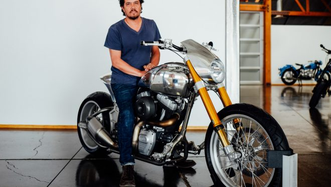 Why Keanu Reeves Had To Convince Gard Hollinger To Start Arch Motorcycles
