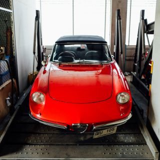 Collecting Alfa Romeos In Bangkok Is A Challenging Passion