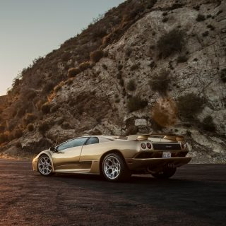 The Lamborghini Diablo Represents The End Of An Era