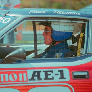 Paul Newman's Love Affair With Lime Rock Park