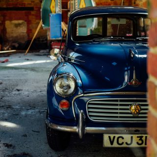 This Morris Minor Traveller Lives A Perfect Life In Petworth