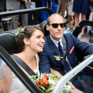 This Caterham 165 Was The Perfect Wedding Day Companion For This French Couple
