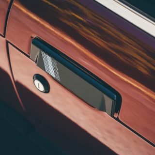 Redesigned BMW E30 Door Handles Are Our Kind Of Overkill
