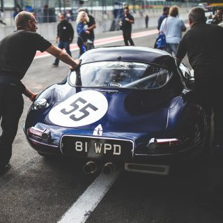The Best Way To Experience The Spa Six Hours May Be The Pit Lane