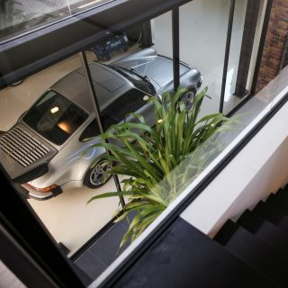 This Dream House In Bangkok Is Built Around The Garage