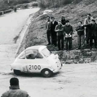 In Appreciation Of Unlikely Racing Cars