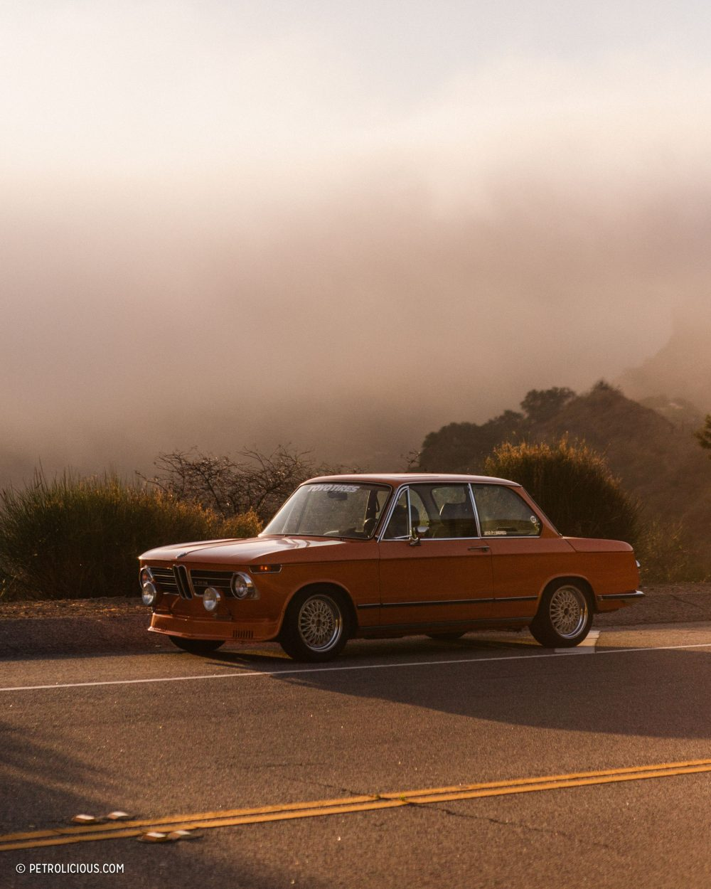 Bmw For Sale Los Angeles: This BMW 2002 Tii Stroker Is Prowling The Streets Of Los