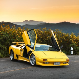 The Agony And Ecstasy Of Restoring A Lamborghini Diablo In Thailand