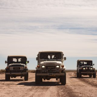The FJ Company's 'Aspen Project' Makes For A Perfect Modern Land Cruiser