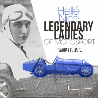 Legendary Ladies Of Motorsport: Hellé Nice