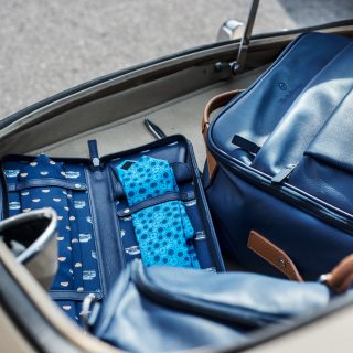 Travel In Style With The Outlierman's Globetrotter Bag Collection