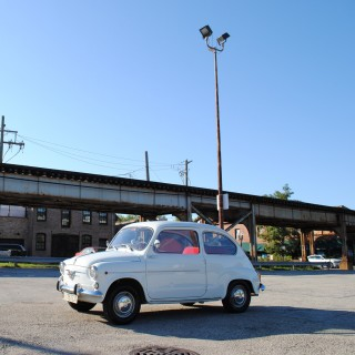 This 1969 SEAT 600D Lives A Happy Little Life In Chicago