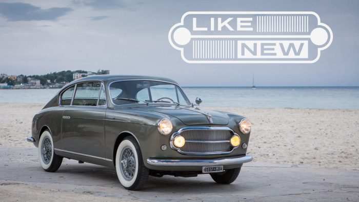 This Fiat 1100 Charmant Vignale Is Like New