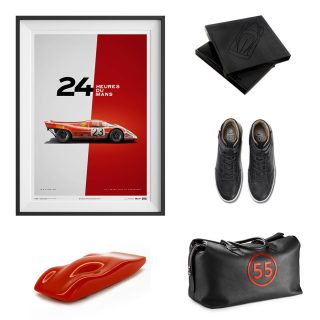 2016 Holiday Gift Guide #4: 24hrs of Le Mans