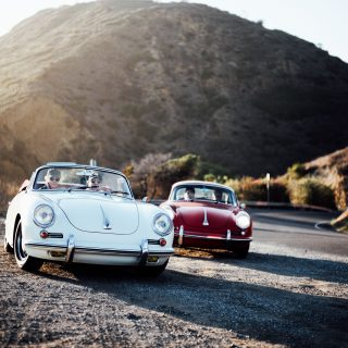 Exploring Los Padres In Two 356s Equals The Perfect Wednesday