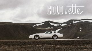 This Icelandic C3 Sharkbody Is A Coldvette