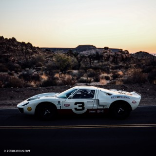 Who Needs Coffee When You Have A GT40?