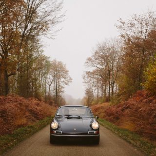 Borrowing A 912 Porsche In France Is Highly Recommended