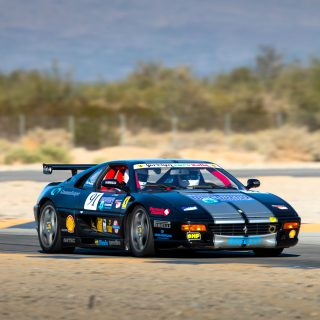 Taking A 355 Challenge Car To Chuckwalla Is The Best Way To Celebrate A Restoration