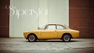 This 1968 Alfa Romeo 1300 Junior Is An Ochre Superstar