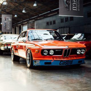 Classic Remise Is Berlin's Automotive Mecca
