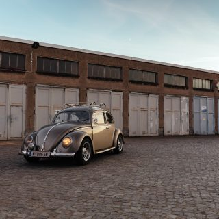 A 1956 Okrasa TSV 1300 VW Beetle Is This Berliner's First Car