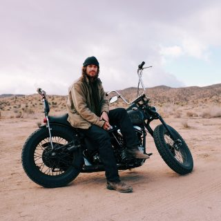 This Photographer Rode His '76 Harley Across America For 6 Months, The Results Are Beautiful