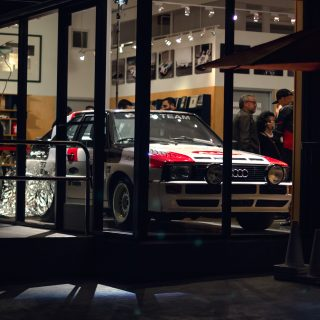 Event Recap: Period Correct And Audi Launch A Capsule Collection