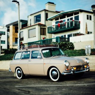 This VW Type 3 Squareback Is The Ultimate California Beachcomber