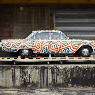 Keith Haring's Automotive Canvasses Are Coming To The Petersen Museum