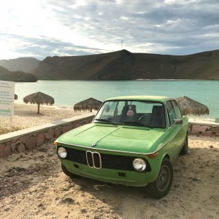 This BMW 2002 Goes South of the Border With a Wrench and a Prayer