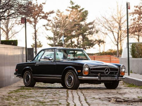 1970 Mercedes-Benz 280SL ($115,000)