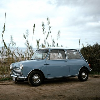This 1963 Morris Cooper Is From The Land Down Under