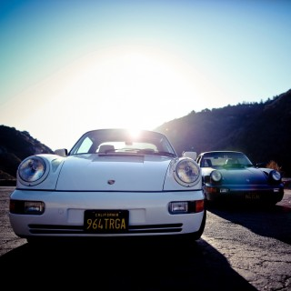 Two Friends Carving Malibu Canyons In 964s Is The Definition Of A Perfect Sunday