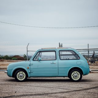 My First Encounter With A Nissan Pao