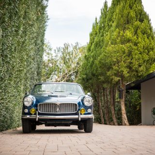 GALLERY: This 1960 Maserati 3500 GT Spyder Vignale Is A New Start