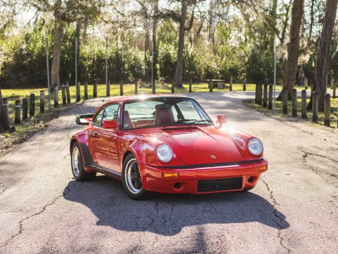 1986 Kremer Racing Porsche 930 Turbo ($209,000)