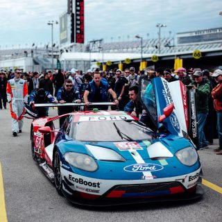 GALLERY: Behind The Scenes Of The 24 Hours Of Daytona
